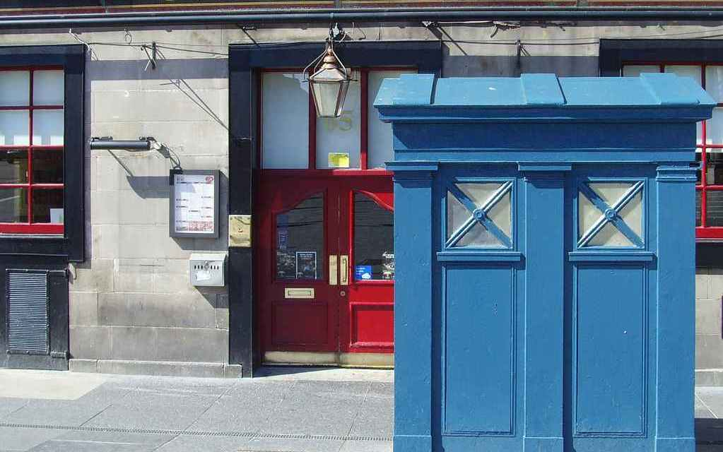 Live Near Edinburgh?  Buy Your Own TARDIS