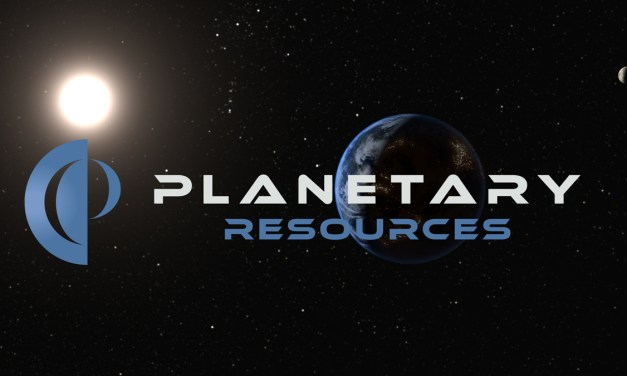 Planetary Resources Gets Funded