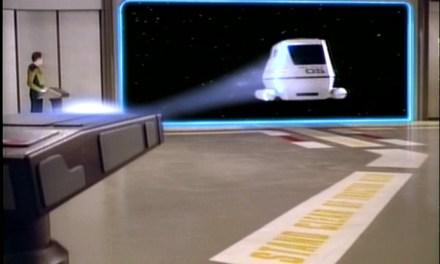 Star Trek's Tractor Beam Becoming Reality