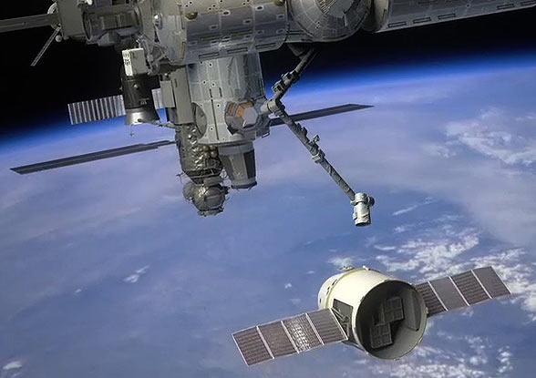 Splashdown! Space X's Dragon Capsule Safely Returns to Earth