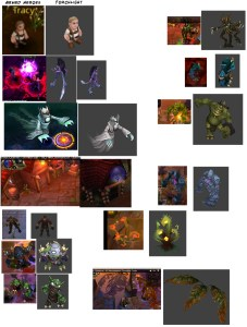 """""""Armed Heroes"""" and """"Torchlight"""" asset similarities"""