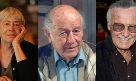 Ursula K. Le Guin, Ray Harryhausen, Stan Lee To Be Honored At Eaton SciFi Conference April 11-14, 2013
