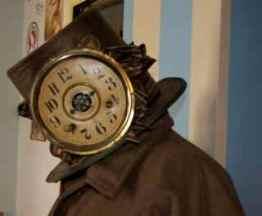 Clockwork Couture: Clock Hat