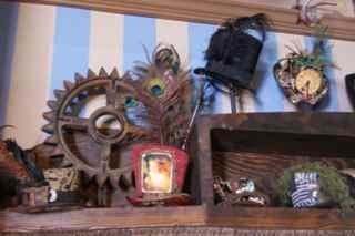 Clockwork Couture: Display