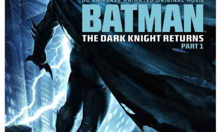 First Look: 'The Dark Knight Returns' From Warner Bros. Animation