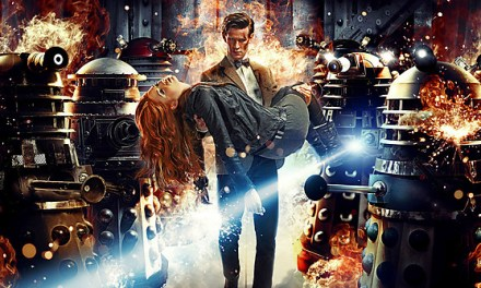 Video Of The Day: Doctor Who Season 7 Trailer!