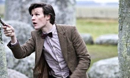 Matt Smith Returns To 'Doctor Who' September 1