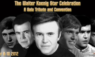 Poster for the Walter Koenig Star Celebration