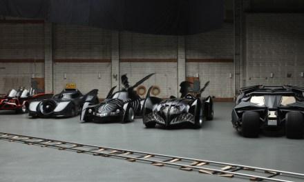 Batmobile Tour Begins In Arlington!