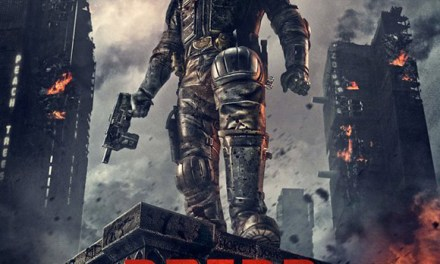 Movie Review: Dredd 3D