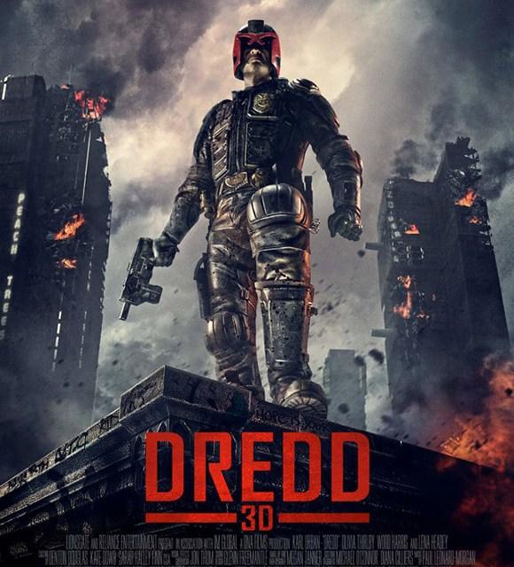 Movie Review: Dredd 3D
