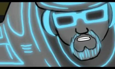 Video Of The Day: Hishe's 'Tron Rap'