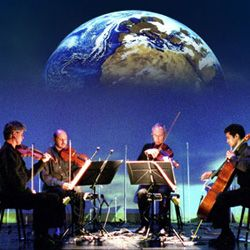 "Video Of The Day: Kronos Quartet, ""Sun Rings"""