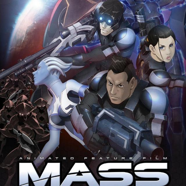 Movie Review: 'Mass Effect: Paragon Lost'