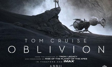 Movie Moxie's Alicia Glass Reviews: 'Oblivion'
