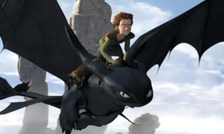 Krypton Radio First Look:  How To Train Your Dragon 2 Teaser