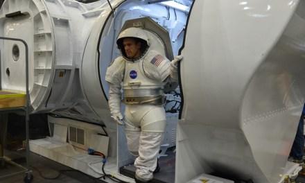 NASA's SEV Goes WAAY Offroad