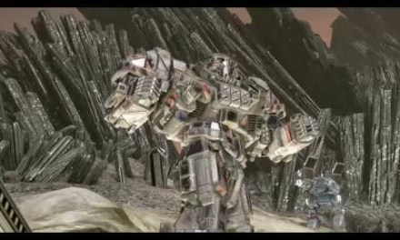 Video Of The Day:  What Does The Mech Say?