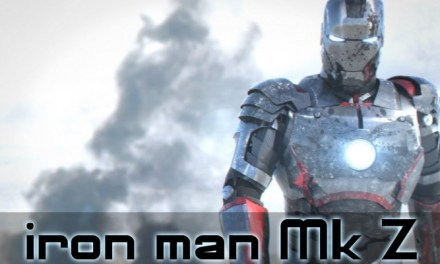 Video of the Day: 'Iron Man Mk Z HD', by Anthony McGrath