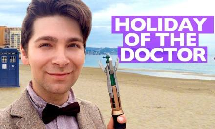 Video of the Day:  'Holiday of the Doctor'