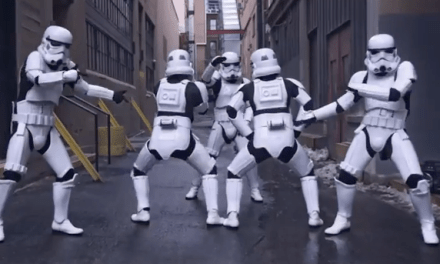 Video of the Day: Twerking Storm Troopers