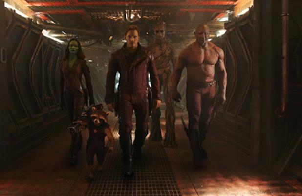 Krypton Radio First Look:  'Guardians of the Galaxy' Teaser