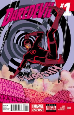 Written by Mark Waid Art by Chris Samnee Colored by Javier Rodriguez Lettered by VC's Joe Caramagna