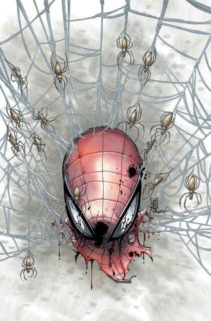 Written by Dan Slott and Christos Gage Penciled by Giuseppe Camuncoli Inked by John Dell and Terry Pallot Colors by Antonio Fabela Letters by Chris Eliopoulos