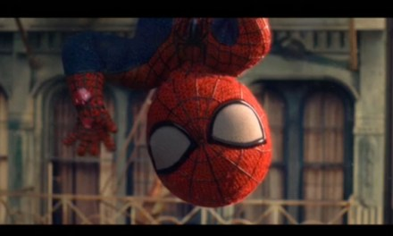Video of the Day: The Amazing Spider-Man Meets Spider-Baby