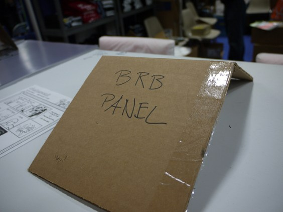 BRB: panel