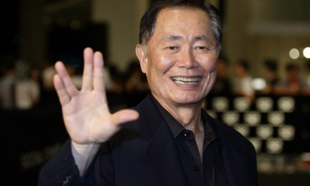 Happy 78th Birthday, George Takei!