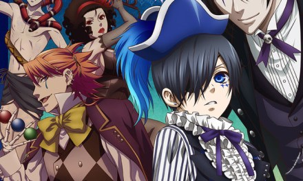 Anime Review: 'Black Butler Book of Circus'