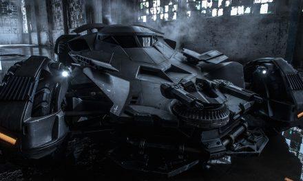 New Batmobile Officially Revealed