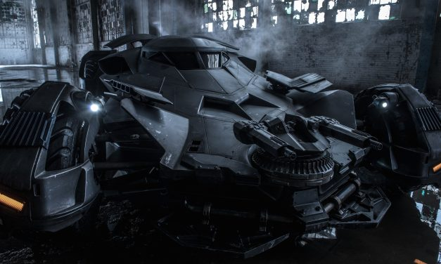 New Batmobile Officially Revealed