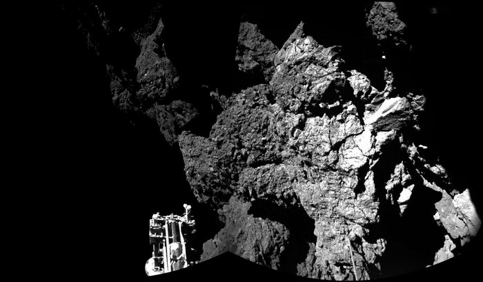 Philae Plays Hopscotch on Comet. Wins.