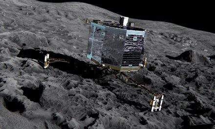 Philae: The Little Lander That Could