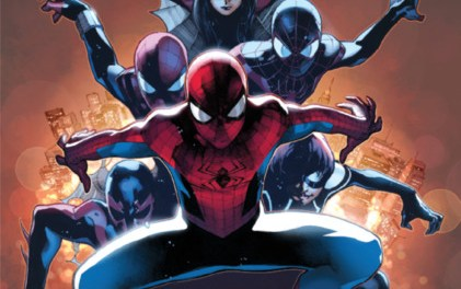 Four-Color Bullet: 'Amazing Spider-Man' #9: 'Spider-Verse' Part One