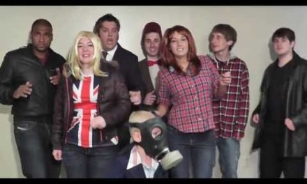Video of the Day: 'Time Lines' Parody of 'Doctor Who'