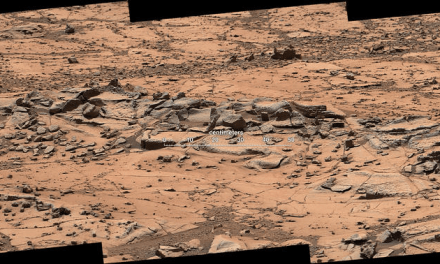 This Week on Mars: Curiosity Cliffs and MAVEN Updates