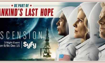 'Ascension' Episode 1: Dig it or Bury it?