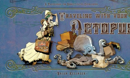 Brian Kesinger Book Release Party