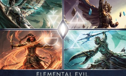 Wizard of the Coast's new D&D Tabletop Module: 'Elemental Evil'