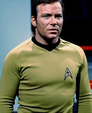 Kickstart This: 3rd Season 'Star Trek' Uniform Fabric