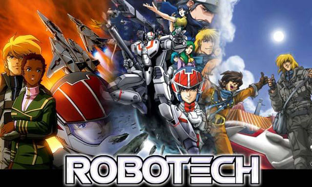 Sony to Take 'Robotech' to the Big Screen
