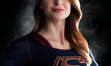 1st Look: CBS's Supergirl