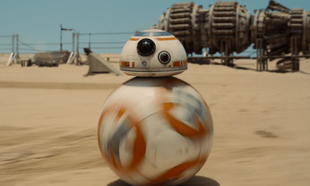 How the What? BB-8 Under the Dome!