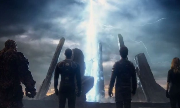 Krypton Radio 1st Look: 'Fantastic Four' 1st Trailer