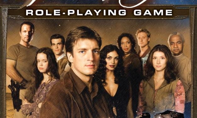 'Firefly' Nominated for Origins' Best Roleplaying Game of 2015