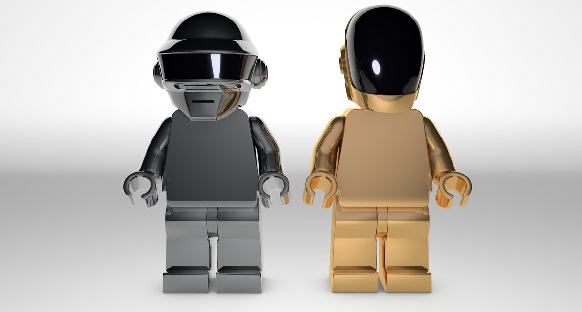 Daft Punk May Become Immortalized in LEGO