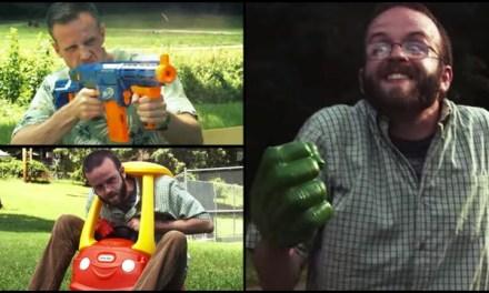 Video of the Day: 'Toy Wars'